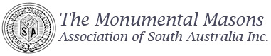 Monumental Masons Association of South Australia Inc