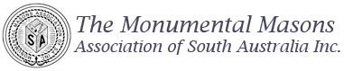 Monumental Masons Association of South Australia Inc