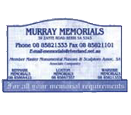 Murray Memorials